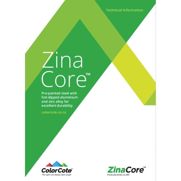 Material Options - Zina Core